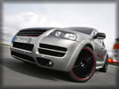 2010 Volkswagen Touareg W12 Sport Edition CoverEFX, Tuning