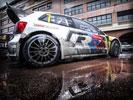 Volkswagen Polo R WRC, Rally, Tuning, Jari-Matti Latvala