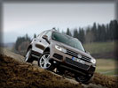 2010 Volkswagen Touareg, Brown, Off-Road
