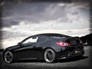 2012 Hyundai Genesis Coupe by Autohaus am Funkturm, Tuning, Black