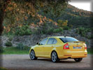 2009 Skoda Octavia RS, Yellow