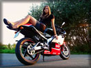 Aprilia RS125, Bikes & Girls