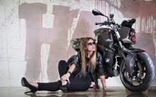 2012 Vilner BMW F800 R Predator, Bikes & Girls