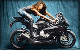BMW S1000RR, Bikes & Girls