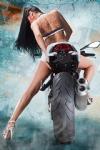 Ducati Monster 1100 Evo by Vilner, Tuning, Bikes & Girls, Feet, Legs, High Heels