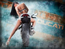 Ducati Monster 1100 Evo by Vilner, Tuning, Bikes & Girls, Feet, Legs, High Heels