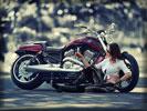 Harley-Davidson, Bikes & Girls