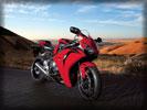"""Honda """"Fireblade"""" CBR1000RR, Red"""