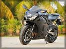 """Honda """"Fireblade"""" CBR1000RR, Black"""
