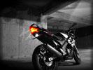 Honda CBR125R, Black