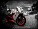 KTM 1190 RC8R, White
