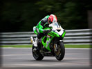 Kawasaki ZX10-R on the Track, Simon Andrews