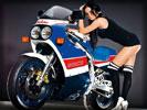 Suzuki, Bikes & Girls