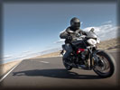 2013 Triumph Street Triple R on the Road