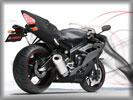 Yamaha YZF-R6, Black