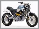 2004 Yamaha MT-03 Concept