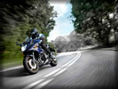 2009 Yamaha XJ6 Diversion on the Road