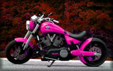 Victory Boss 302, Pink