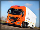 Iveco Stralis Hi-Way, Orange