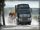 Volvo FH16 750, Black