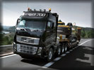 Volvo FH16 700, Black
