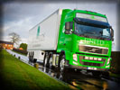 Volvo FH, Lime Green
