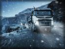 2013 Volvo FMX 500, Snow
