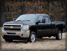 2013 Chevrolet Silverado 2500 HD Bi-Fuel