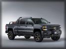 2013 Chevrolet Silverado Black Ops Concept