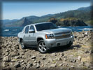 2013 Chevrolet Avalanche Black Diamond
