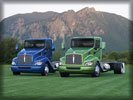 Kenworth Trucks, Green & Blue
