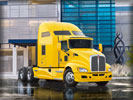 Kenworth Truck, Yellow