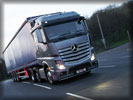 Mercedes-Benz Actros, Gray