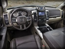 2011 RAM Long-Hauler Concept, Interior