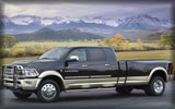 2011 RAM Long-Hauler Concept, Black