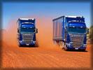 Scania R620, Blue