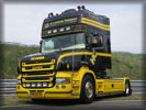 Scania Truck, Tuning