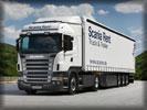Scania R440, White