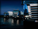 Scania Trucks, Blue: R620, R470