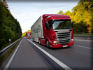 Scania G440 on the Road, Red