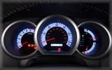 2012 Toyota Tacoma, Speedometer, Gauges